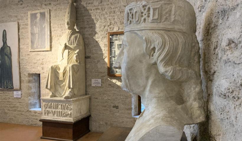 Anagni - Palazzo Bonifacio III