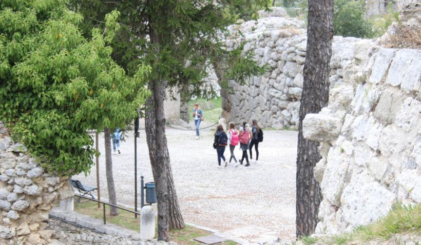 aAcropoli Acropoli di Civitavecchia – Arpino
