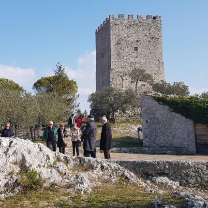 Acropoli di Civitavecchia - Arpino