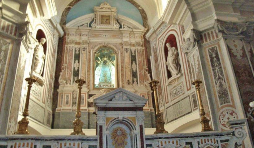 Arpino – Chiesa S. Maria di Civita