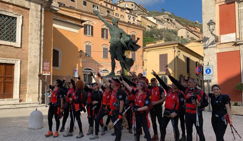 Arpino – Statua di Cicerone