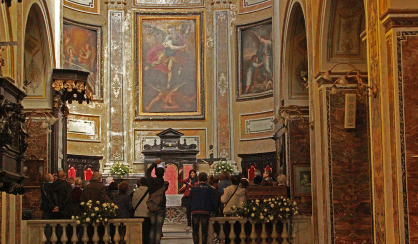 Arpino – Chiesa di San Michele