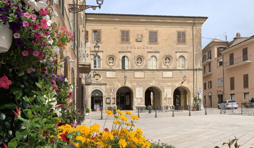 Arpino – Piazza Municipio